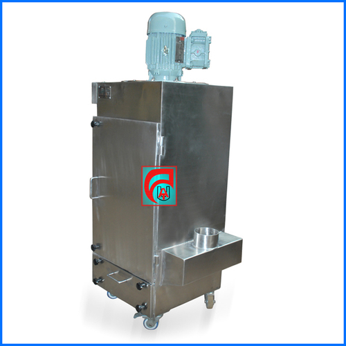DUST COLLECTOR FOR PHARMA APPLICATION