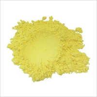 Yellow Calcium Carbonate Powder