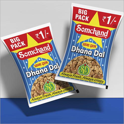 Roasted Dhana Dal