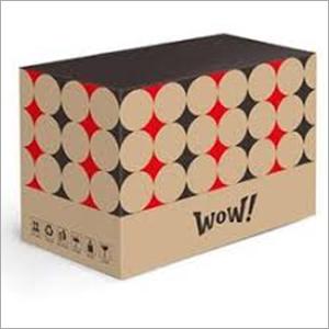 Disposable Brown Printed Packaging Box