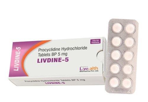 Procyclidine Hydrochloride Tablets