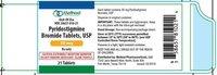 Pyridostigmine Bromide Tablets