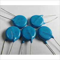 High Voltage Ceramic Disc Capacitor With Silve Contact
