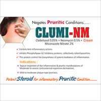 Clobetasol Neomycin Cream Miconazole Nitrate Cream