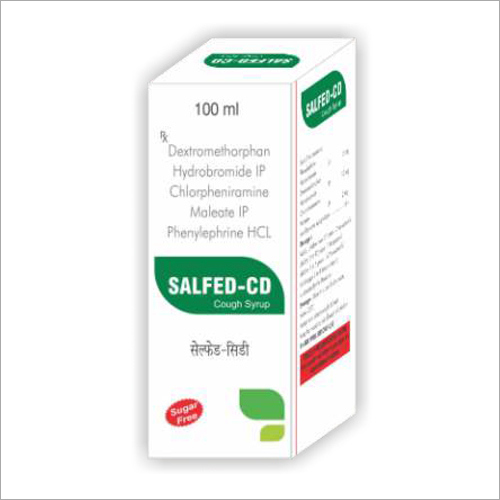 Dextrometharphan Hydrobromide IP Chlorpheniramine Maleate IP Phenylephrine HCL