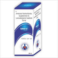 Ambroxol Hydrochloride Guaiphenesin And Levosalbutamol Sulphate Syrup