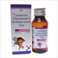 Levocetirizine Dihydrochloride And Montelukast Sodium Syrup