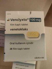 venclyxto tablet
