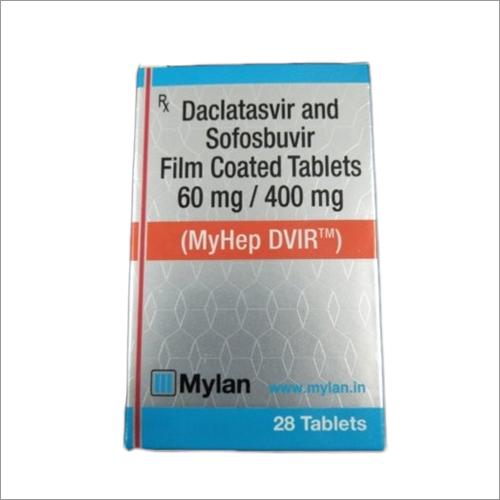 Declatasvir And Sofosubovir Tablets