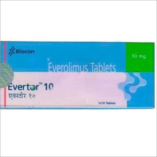 Everolimus 10 Mg Tablets