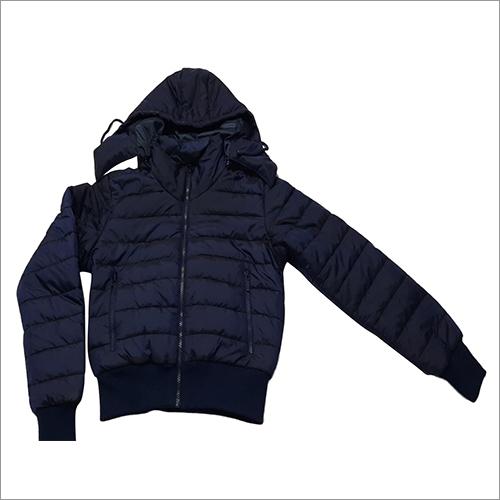 Ladies Full Sleeve Crop Jacket