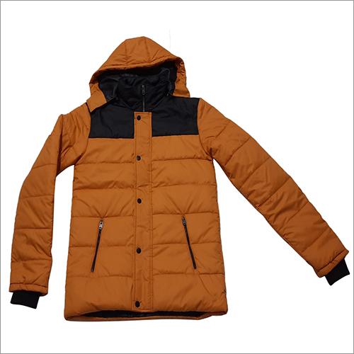 Mens Full Sleeve Jacket With Hood