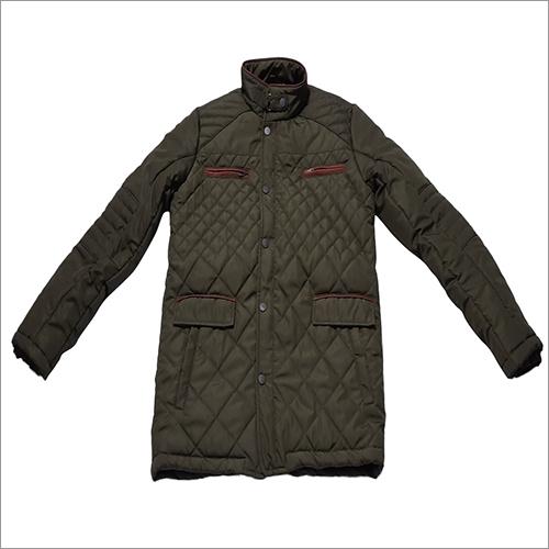 Mens Full Sleeve Polar Jacket
