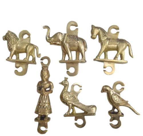 Brass Jhula New Animals
