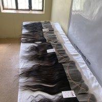 Hd Lace Frontal Natural Color Single Drawn Black Women Soft & Silky 100% Virgin Indian/brazilian Human Hair