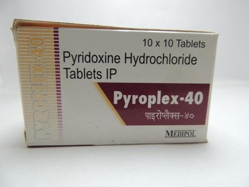 Pyridoxine Hydrochloride Tablets