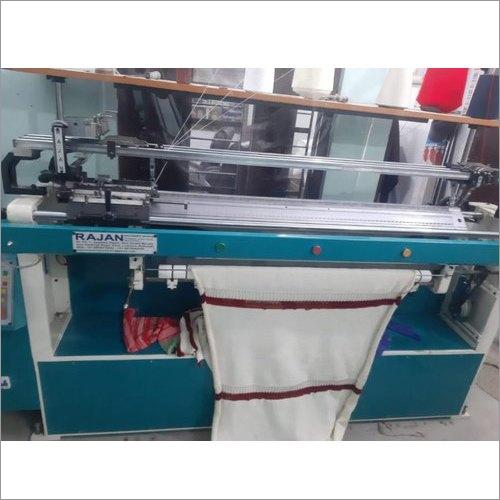 Semi-Automatic Transfers Computerized Knitting Machines