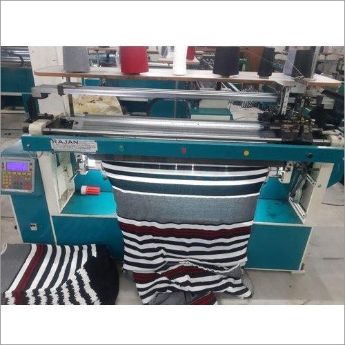 Semi-Automatic Computerized Knitting Machines