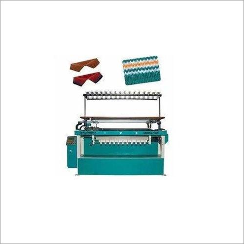 Flat Bed Computerized Knitting Machine