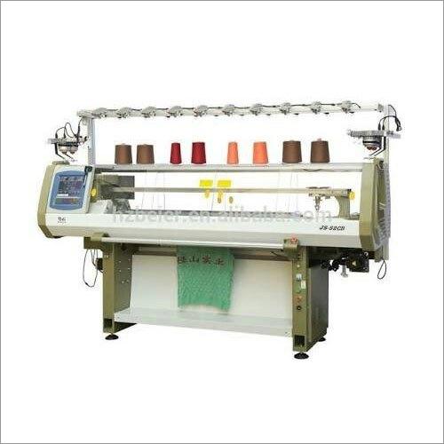 Automatic Computerized Flat Knitting Machine