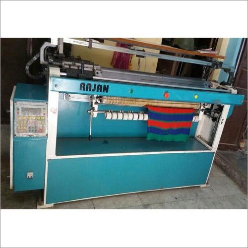 Computerized Knitting Machine