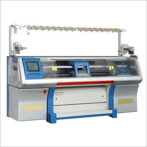 Horizontal Computerized Flat Knitting Machine
