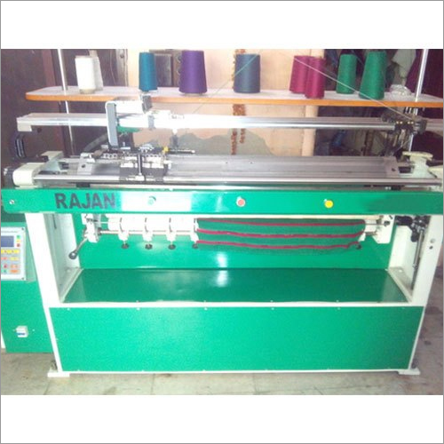 Automatic Computerized Knitting Machine