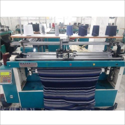 Semi Computerized Knitting Machines