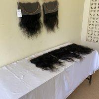 13x4 13x6 Hd Thin Lace Frontal Virgin Indian Human Hair