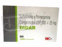 Sulphadoxin + Pyrimethamine Tablet