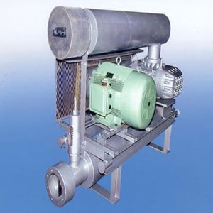 Air Cooled Root Blower