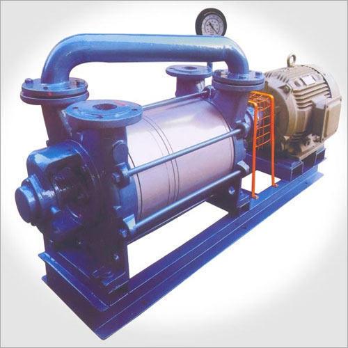 High Capacity Low Vacuum Pump