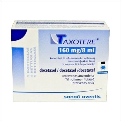DOCETEXEL 160MG/8ML Injection