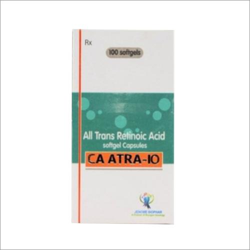 All Trans Retinoic Acid Capsules