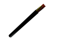 Rubber 3 & 4 Core Double Sheathed Round Submersible Drop Cables
