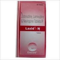 LEMIVUDINE+ZUDOVIDINE+NEVIRAPINE Tablets