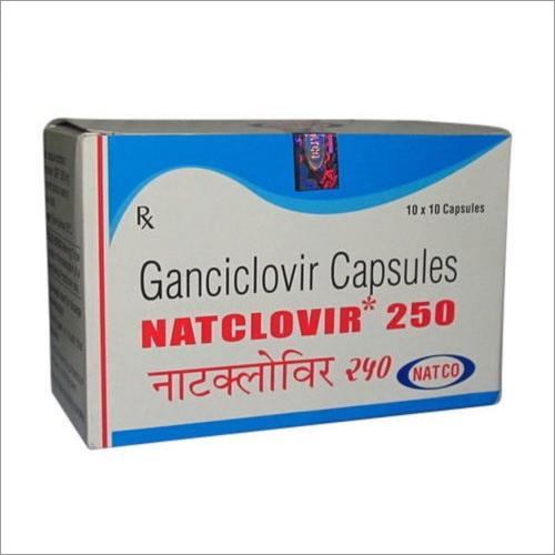 GANCICLOVIR 250mg Capsules