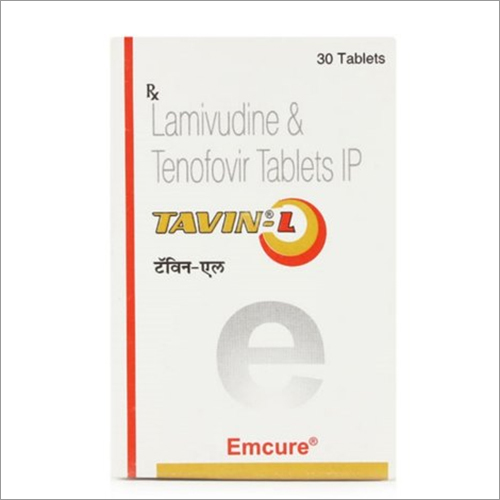 LEMIVUDINE+TENOFLOVIR Tablets
