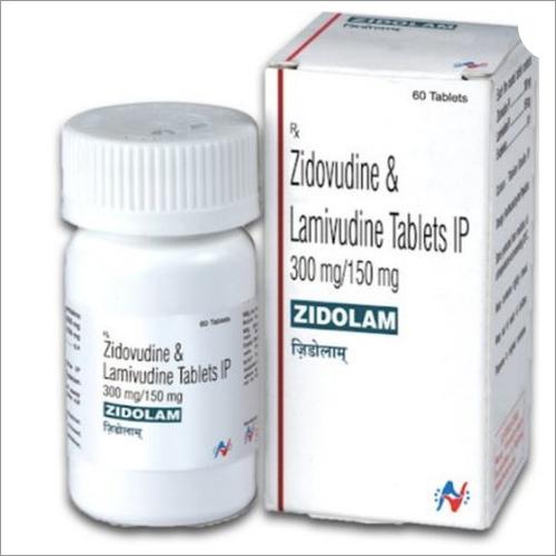 LEMIVUDINE 150 +ZIDOVUDINE 300    Tablets