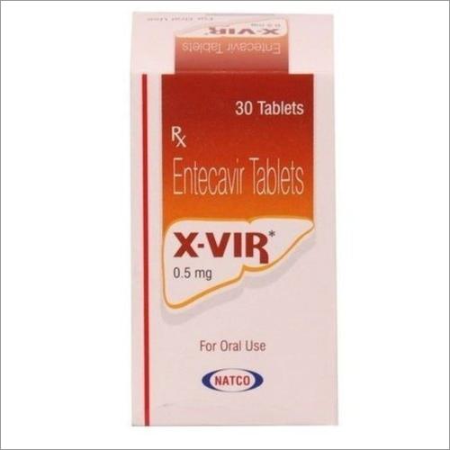 X Vir 0.5 Tablets
