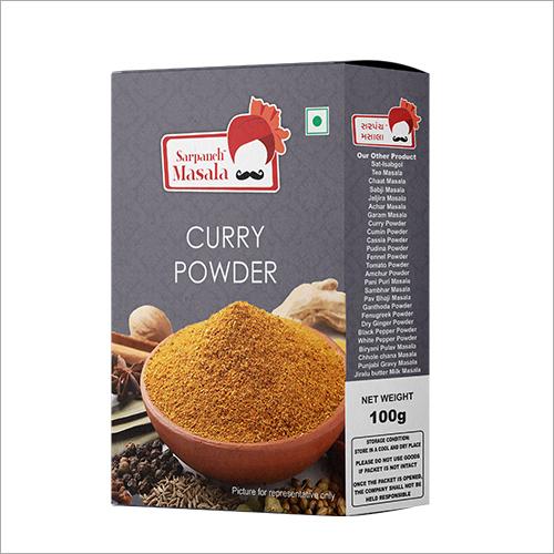 100gm Curry Powder