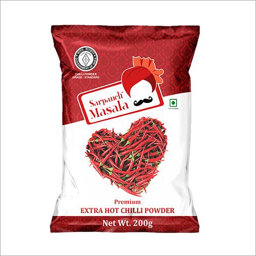 200gm Extra Hot Chilli Powder