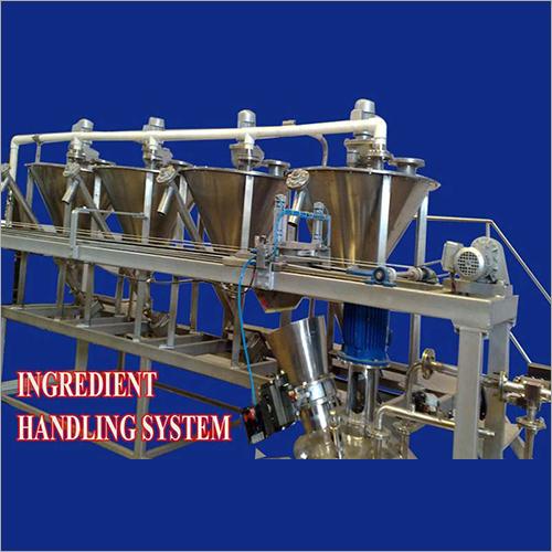 Ingredient Handling System