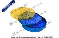 Round Sterilization Trays