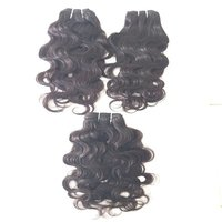 Indian Body Wave Double Weft Human Hair