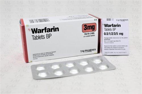 Warfarin Sodium Tablets