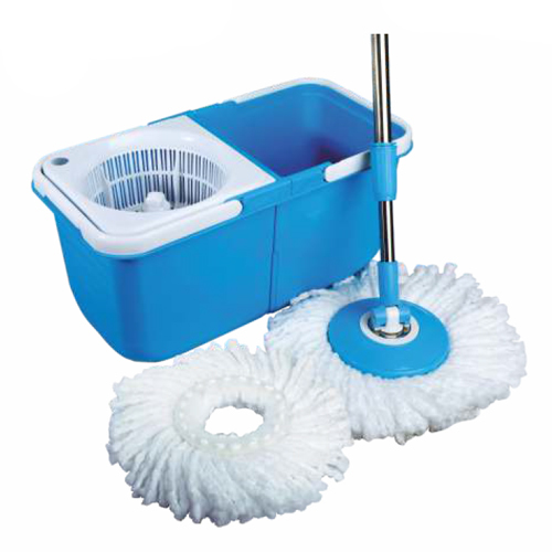 Compact Bucket Mops With Plastic Jali