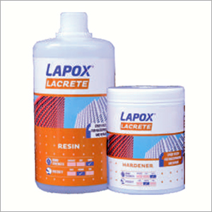 Lapox Lacrete Resin And Hardener Adhesives
