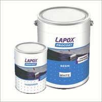 Lapox Procoat Resin White And  Lapox Procoat Hardener