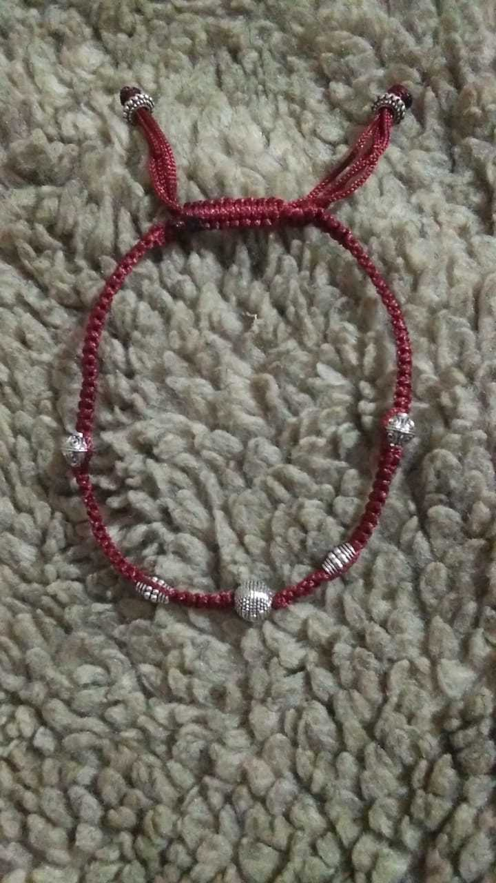 Red Thread Anklets